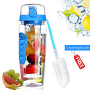 32 oz Fruit Infuser Water Bottle