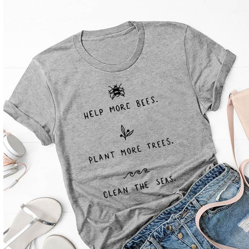 Help More Bees T-Shirt