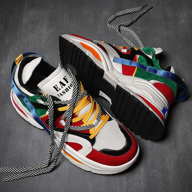 Fashionable Casual Sneakers