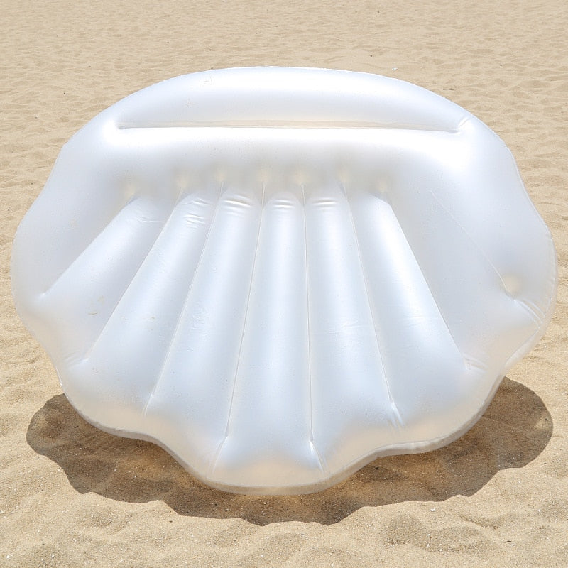 170cm Giant Shell With Pearl Scallop Board