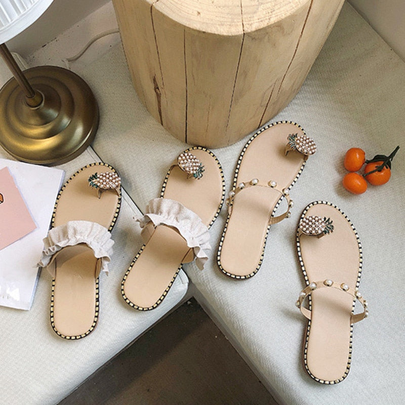 Elegant Flip Flop Shoes