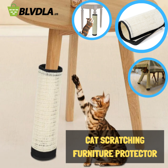 Cat Scratching Furniture Protector