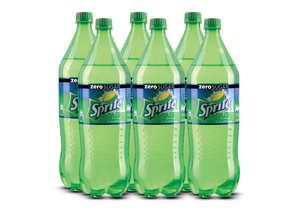 Sprite Zero Sugar - 1.5L PET (Pack of 6)