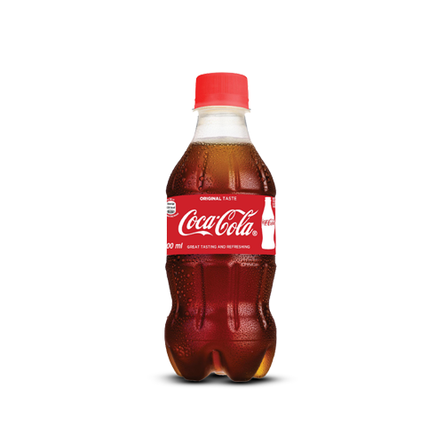 Coca-Cola Original - 300ml PET (Pack of 12)