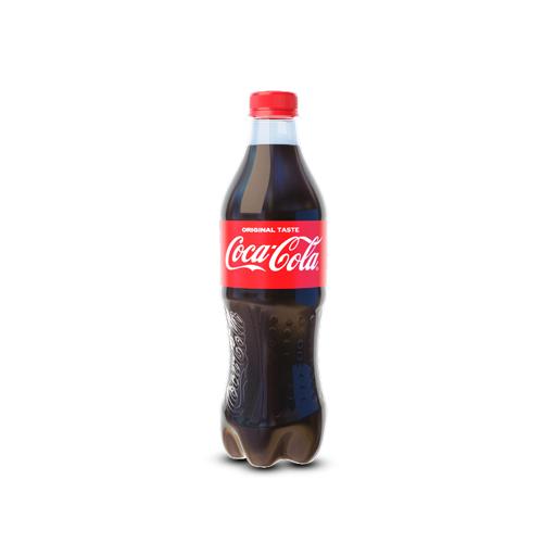 Coca-Cola Original - 500ml PET (Pack of 12)
