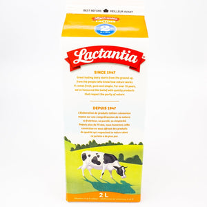 Lactantia Lactose Free 2% Partly Skimmed Milk