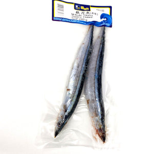Black Tie Rrozen Whole Saury
