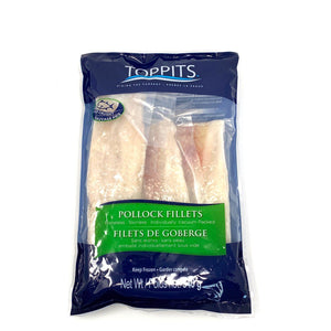 Toppits Pollock Fillets