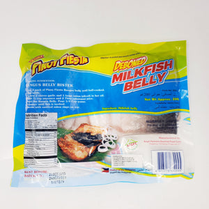 Pinoy Fiesta Deboned Milkfish Belly