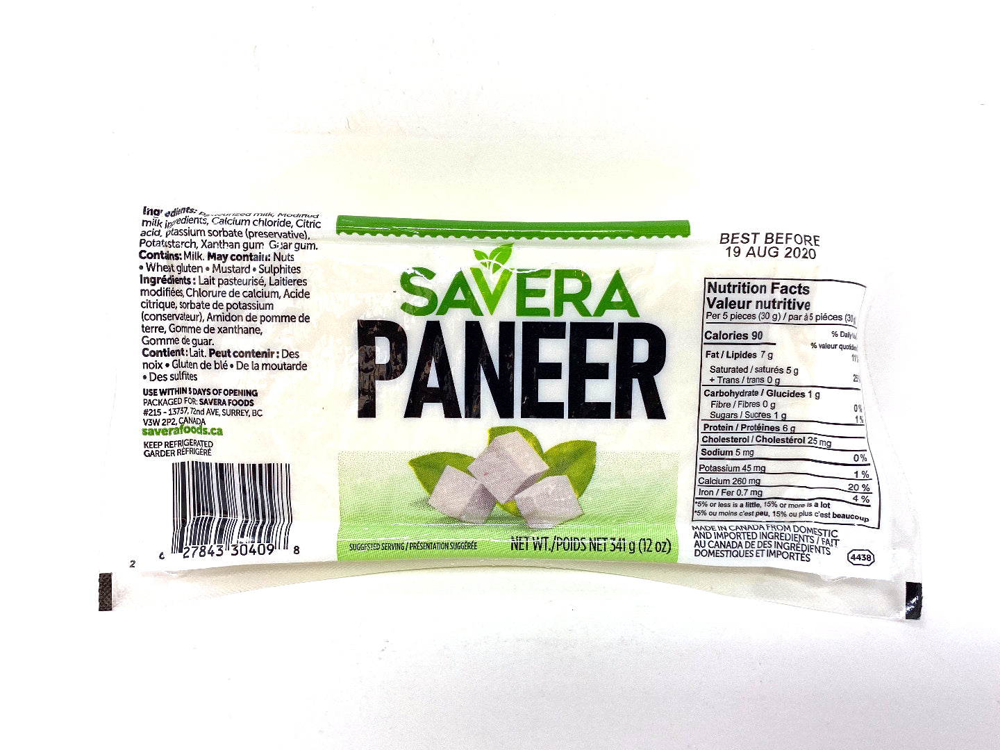 Savera Fresh Paneer
