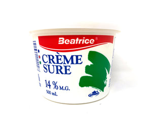 Beatrice Sour Cream 14%