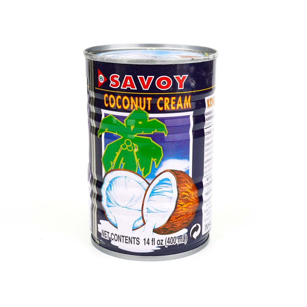 Savoy Coconut Cream