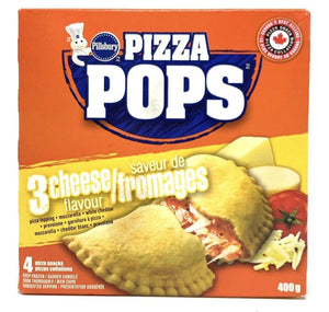 Pillsbur Pizza Pop 3 Cheese