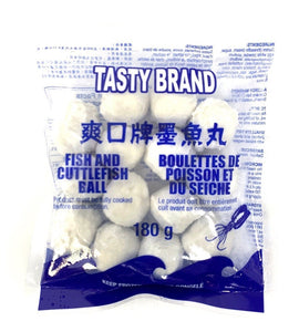 TASTY BRAND CUTTLEFISH BALL