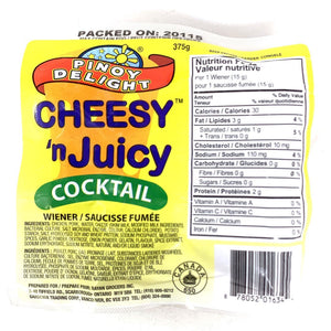Pinoy Delight Cheesy`n Juicy (Cocktail)