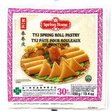 S.H  SPRING ROLL PASTRY 10""