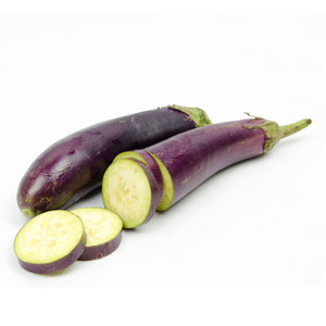 Packaged Eggplant