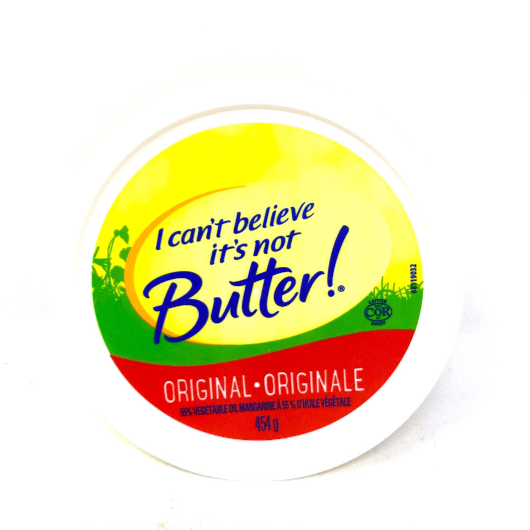 Can't Believe It's Not Butter-Margarine