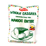 Bulacan Frozen Whole Cassava