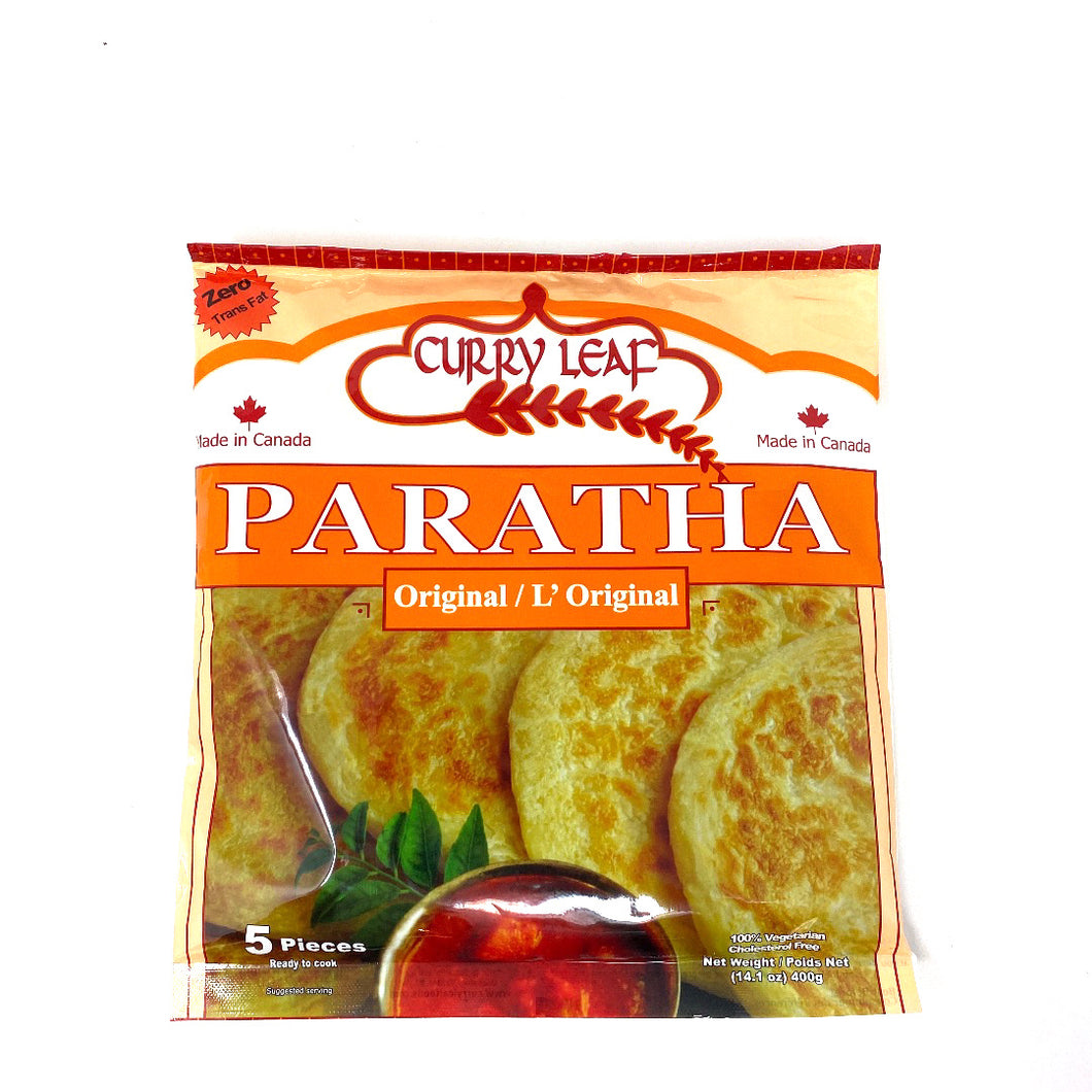 Curry Leaf Paratha Original