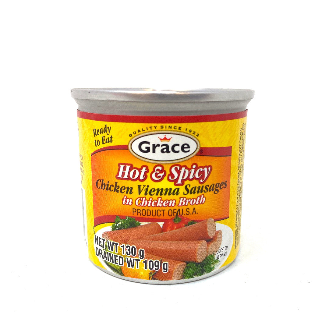 Grace Chicken Vienna Sausages