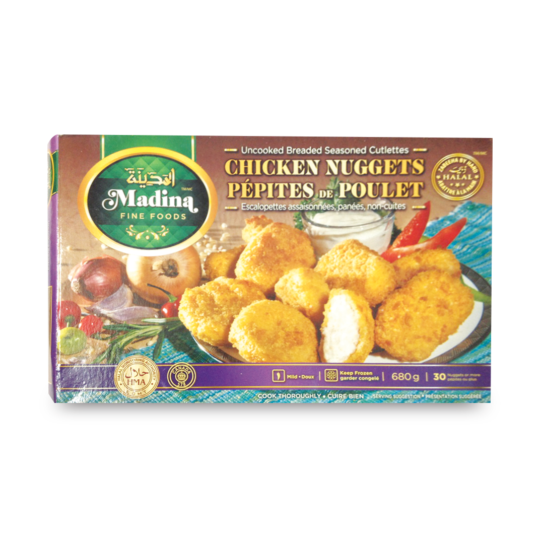 Madina Chicken Nuggets