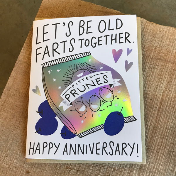 Anniversary - Old Farts