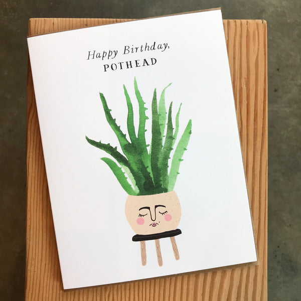 Birthday - Pot Head