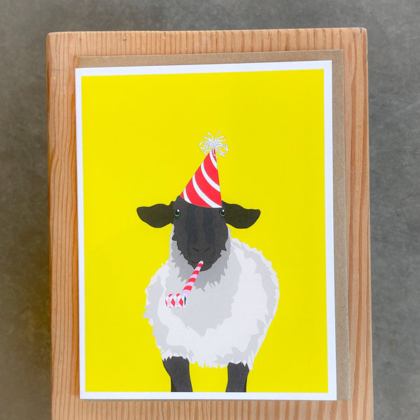 Birthday - Sheep