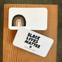 Black Lives Matter Little Notes