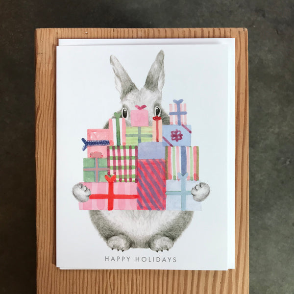 Christmas - Bunny Holiday Gifts