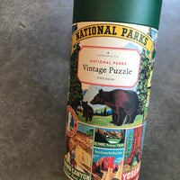 National Parks Vintage 1000 piece Puzzle
