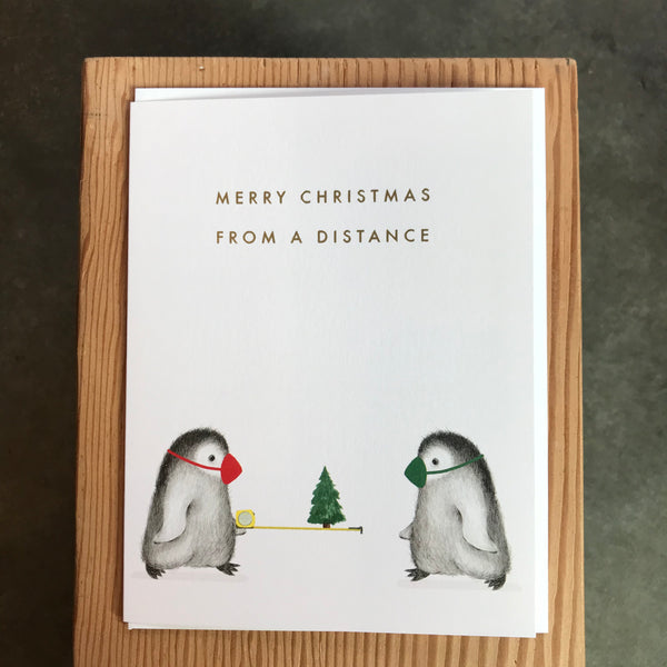 Christmas - From A Distance Penguins