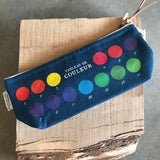Color Wheel Pencil Pouch