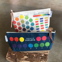 Color Wheel Pouch