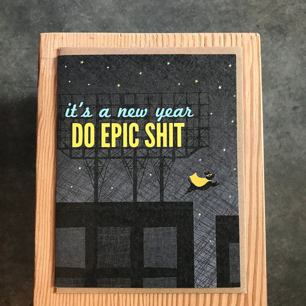 New Year - Epic Shit