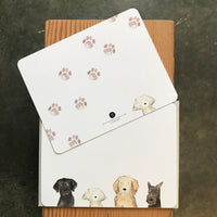Dog Day's Correspondence Card Set