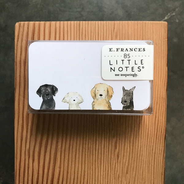 Dog Days Little Notes