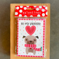 Kid's Valentine's - Dogs + hearts