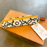 Doodle Flower Pencil Case