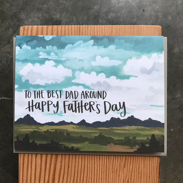 Father's Day - Best Dad Around