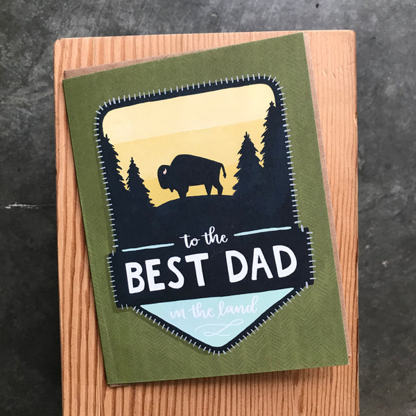 Father's Day - Best Dad Patch