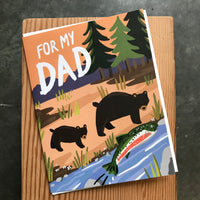 Father's Day - Fishing Bears