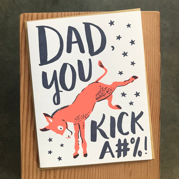 Father's Day - Kick Ass