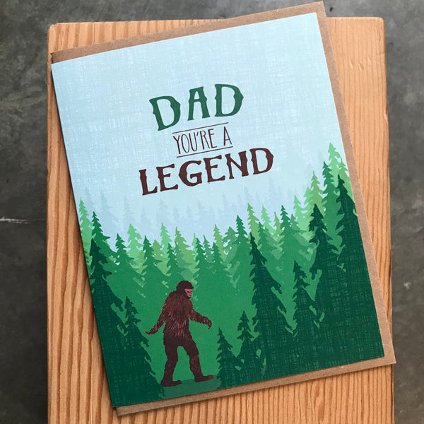 Father's Day - You're a legend