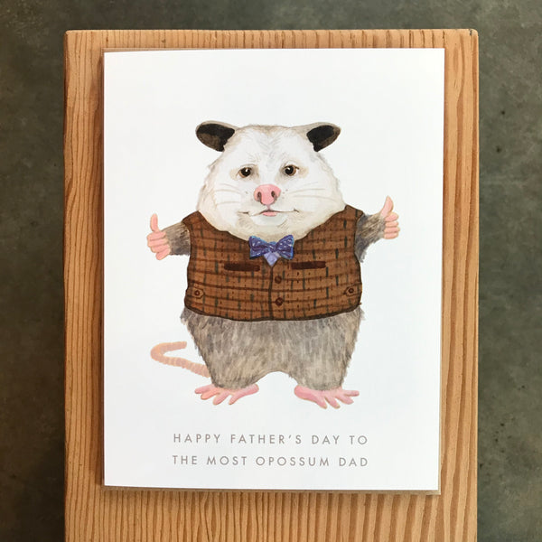 Father's Day - Most Oppossum
