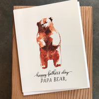 Father's Day - Papa Bear