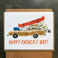 Father's Day - Station Wagon