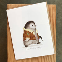 Father's Day - Stay Cool Penguin