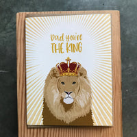 Father's Day - The King